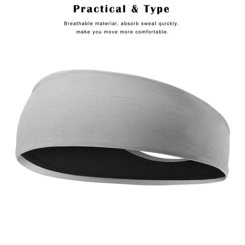 Mens Headbands- Stretch & Moisture Wicking