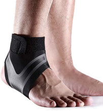 Load image into Gallery viewer, Breathable Neoprene Ankle Support Brace (Right Foot, Size:M)