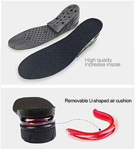 Full Pad Heightening Insoles 2 Layer