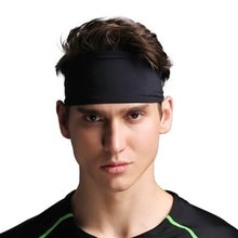 Load image into Gallery viewer, SKUDGEAR Premium Sweat Absorbent Headband for Men