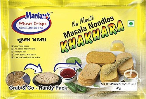 023 Noodles Khakhra (Pack of 8)