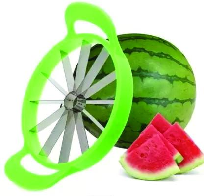 0633 Stainless Steel Fruit Slicer for Watermelon