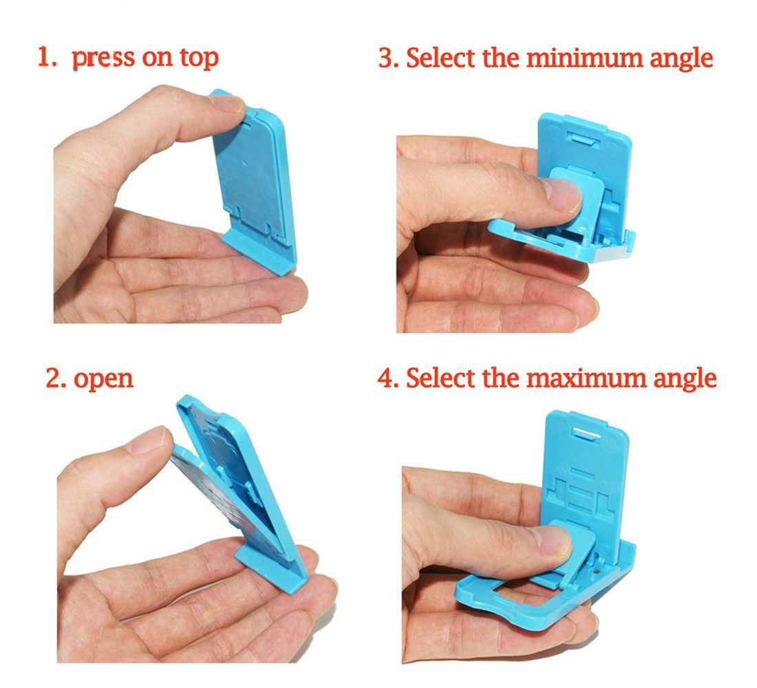 0787 Universal Portable Foldable Holder Stand For Mobile