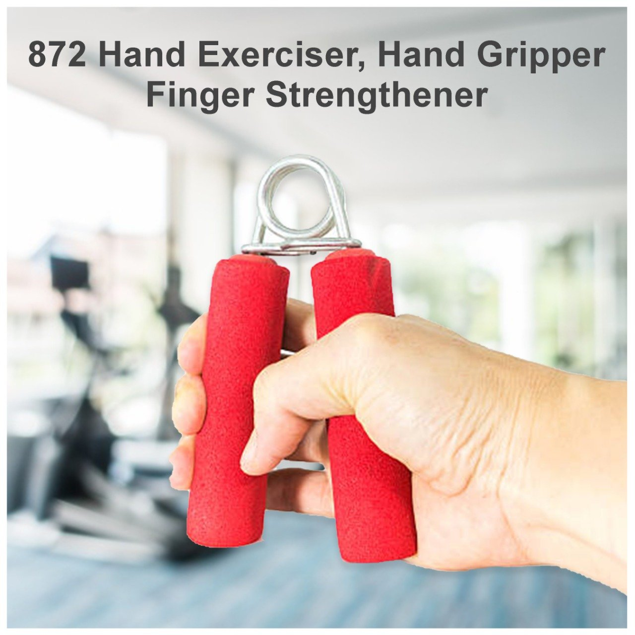 872 Hand Exerciser, Hand Gripper/Finger Strengthener