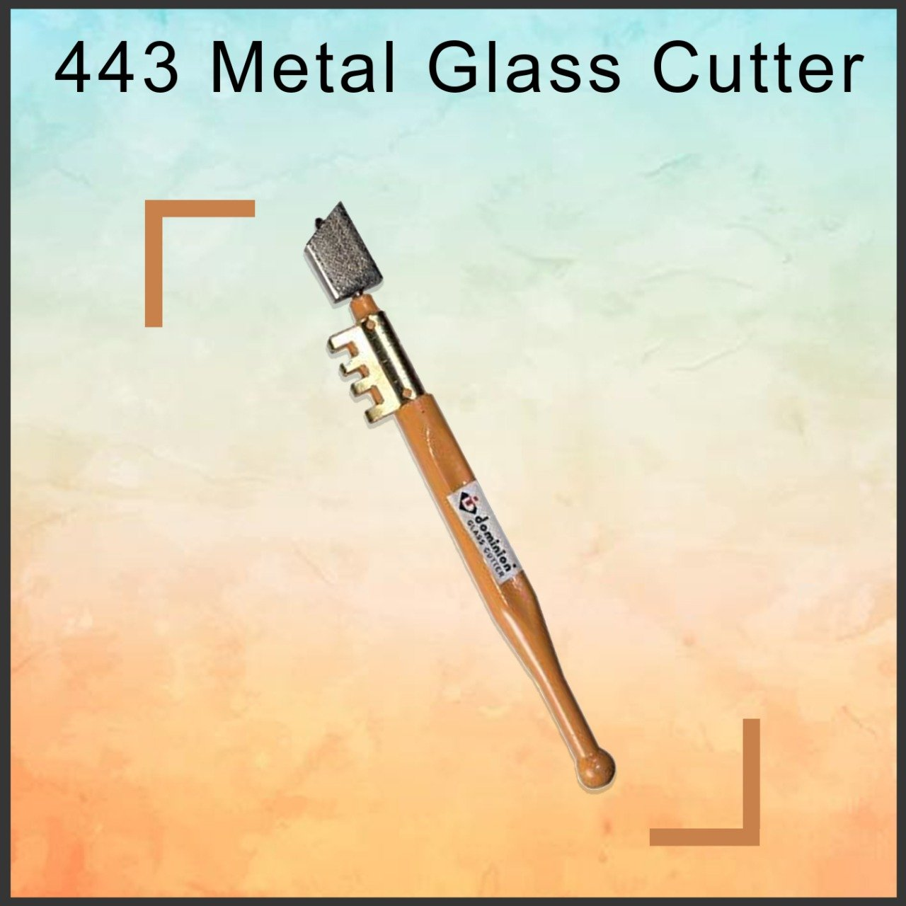 443 Metal Glass Cutter