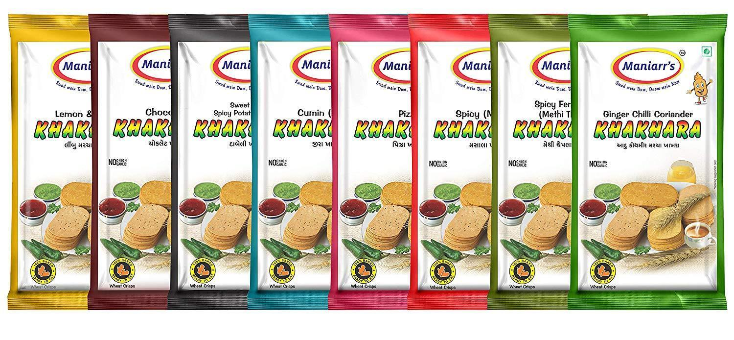 A1 Trial Khakhra (Pack of 8)