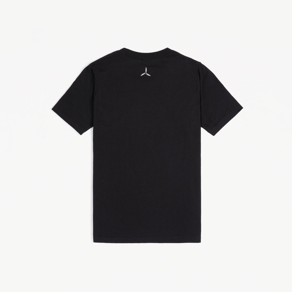 Youth A5 Tee (Black)