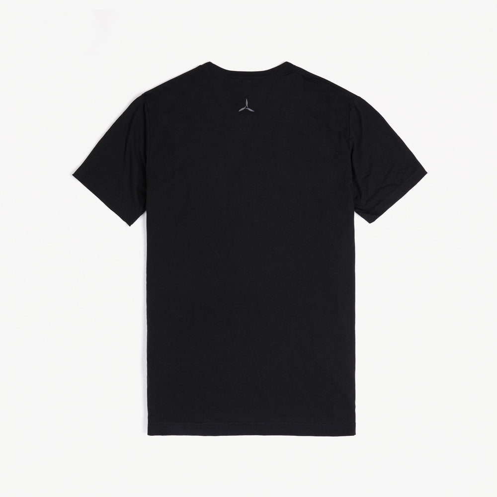 Load image into Gallery viewer, Men's A5 Tee (Black)