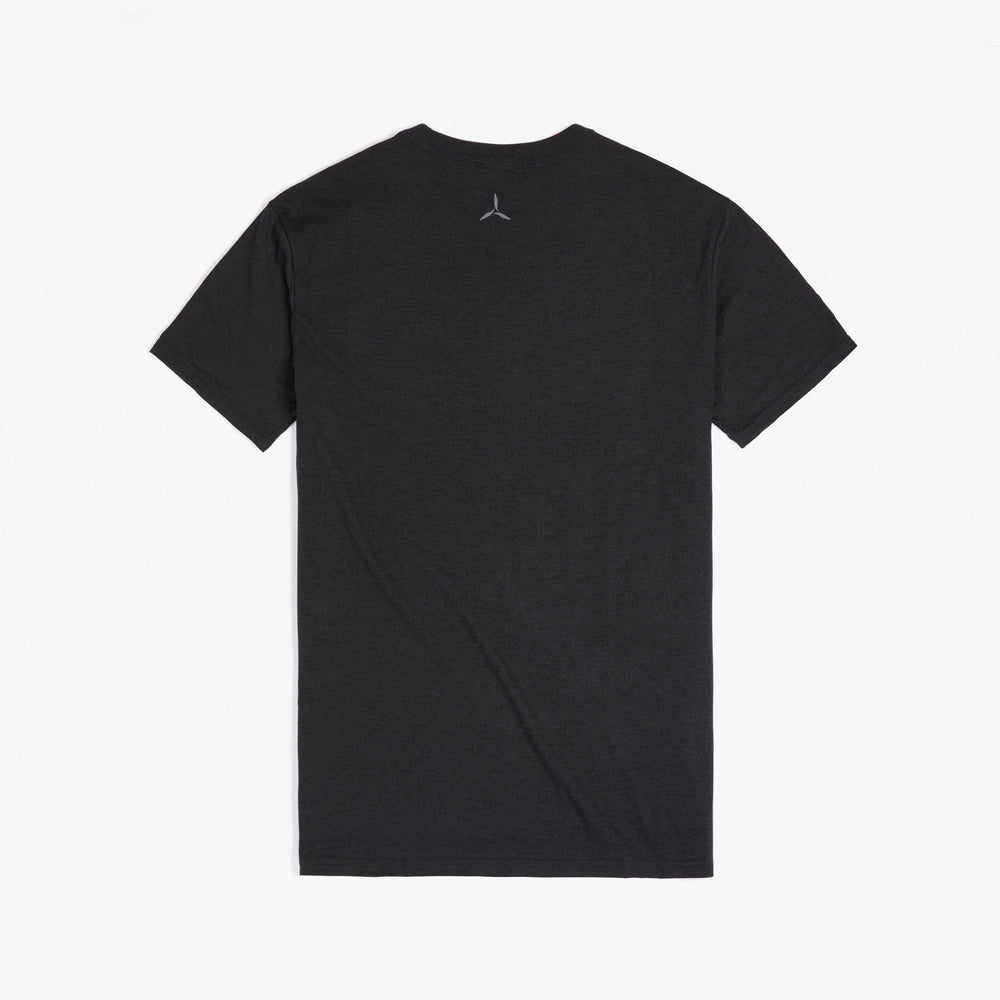 Load image into Gallery viewer, Men's A5 Tee (Black Frost)