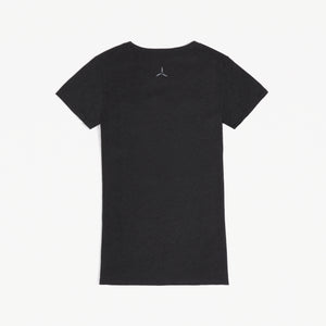 Load image into Gallery viewer, Women's A5 Tee (Black Frost)