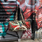 painted...bag