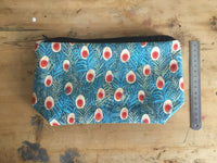 Liberty print ditty bag