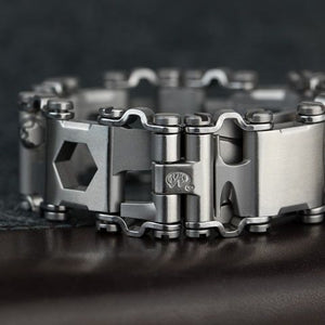 Pulsera multifunción TREAD LT de Leatherman.