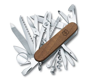 Navaja Victorinox Swiss Champ Wood