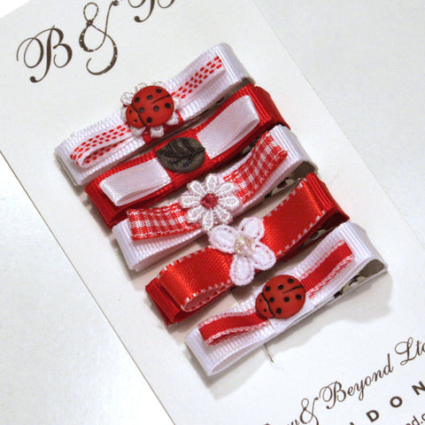 Red Boutique Chic Gift Set