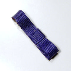 Blue Uniform Hair Clip