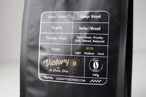 Victory Coffee - By Le Creamshop