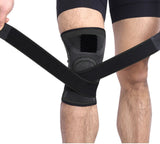 Knee Brace Compression Sleeve with Breathable Elastic Bandage