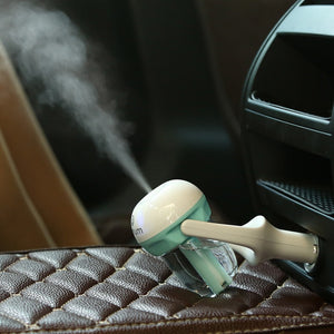 Car  Humidifier & Aroma Diffuser - relax while driving