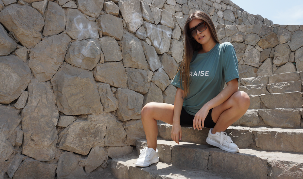 Teal Chill T-shirt