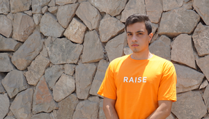 Orange Chill T-shirt