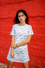 White Raise Chill Dress