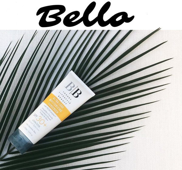 Bello Magazine: Natural CBD Skin Products