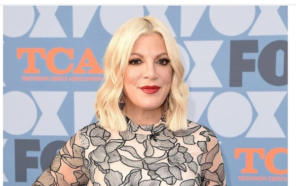 Tori Spelling Lives in a 'Perpetual State' of Mom Guilt Balancing 5 Kids With Her Career