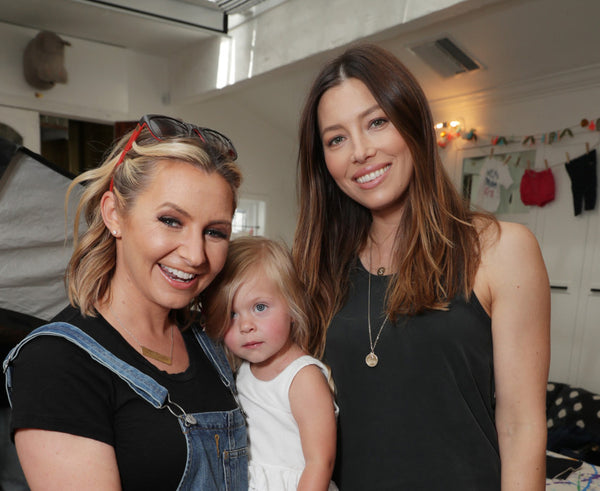 Beverley Mitchell and Jessica Biel Used to Have a Rough Relationship