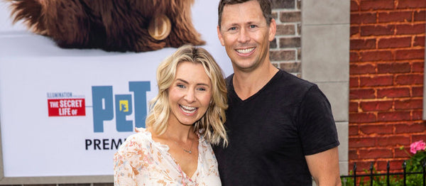 Beverley Mitchell Compares Motherhood to 'a Hangover': 'I'm Completely Tired'