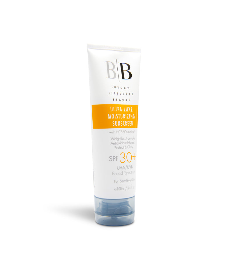 Ultra-Luxe Moisturizing Sunscreen (SPF 30+)