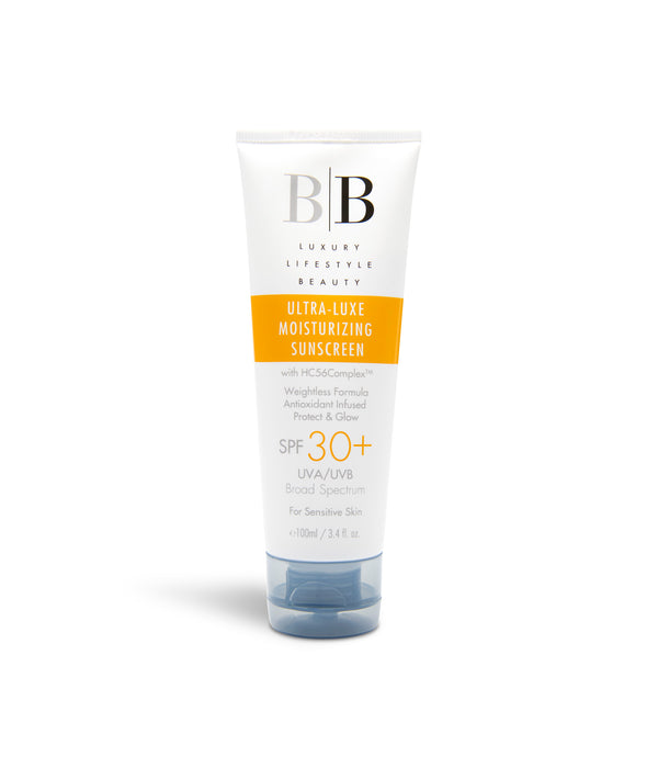 Ultra-Lux Moisturizing Sunscreen (SPF 30+)