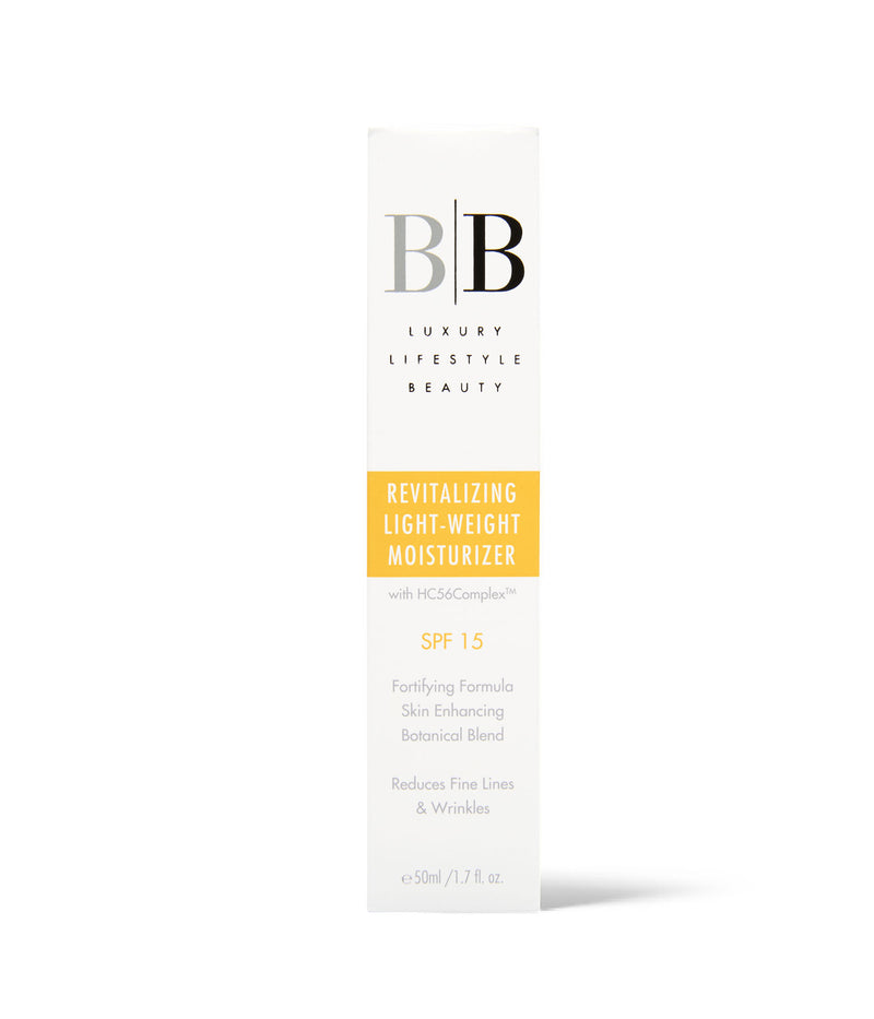 Revitalizing Light-Weight Moisturizer (SPF 15)