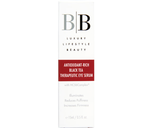 Antioxidant Rich Black Tea Eye Serum with HC56Complex®