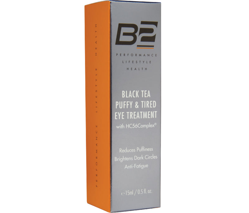 Black Tea Puffy & Tired Eye Treatment with HC56Complex®