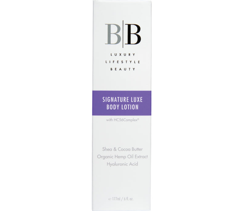 Signature Luxe body lotion with HC56Complex™