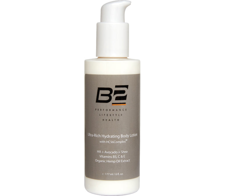 Ultra-Rich hydrating body lotion with HC56Complex™
