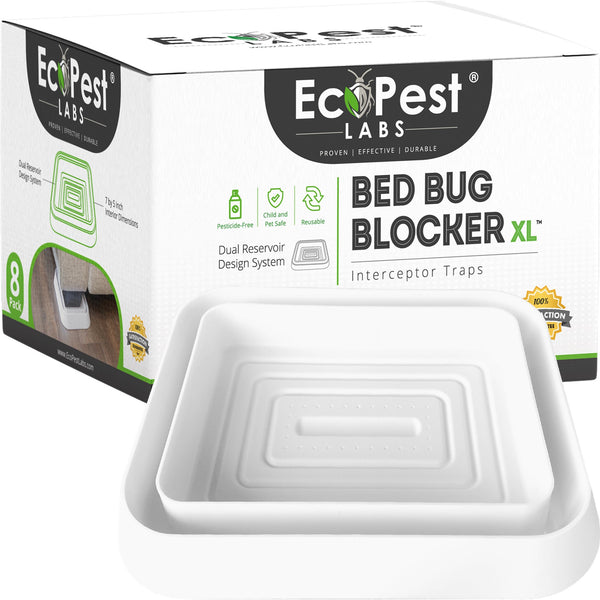 Announcing the Bed Bug Blocker (XL)™ - 8 Pack!