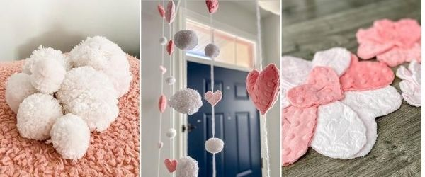 Minky Home Decoration - IceFabrics