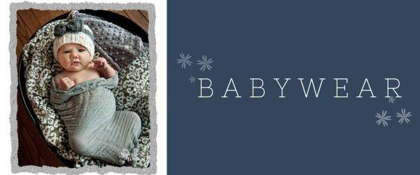 Baby in Minky Fabric | IceFabrics