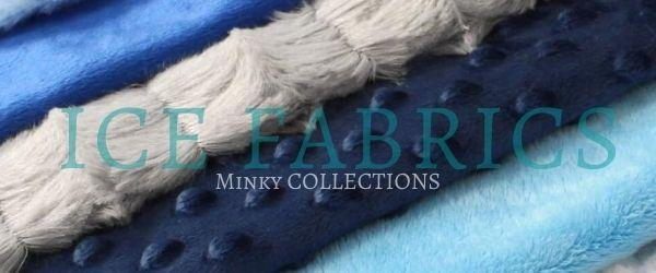 Types of Minky Fabric | IceFabrics