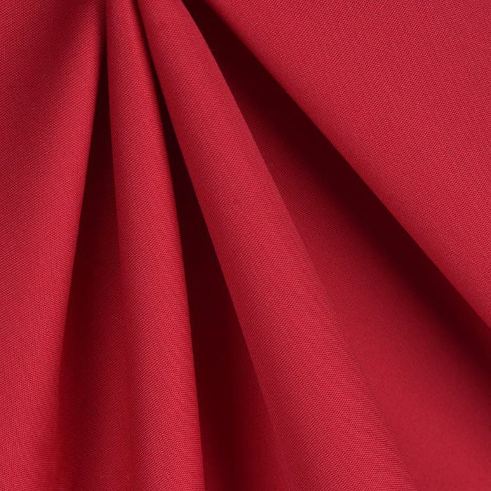 Solid Soft Poly Cotton Fabric By The Yard (18 Colors)