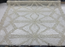 Ivory - Bridal Lace Fabric Hand Beading Mesh Lace With Sequins - IceFabrics