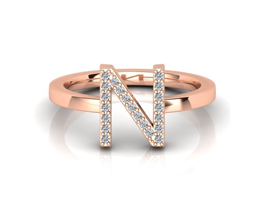 ID Diamond Ring - N