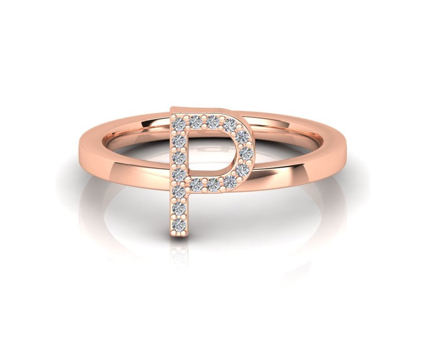 ID Diamond Ring - P