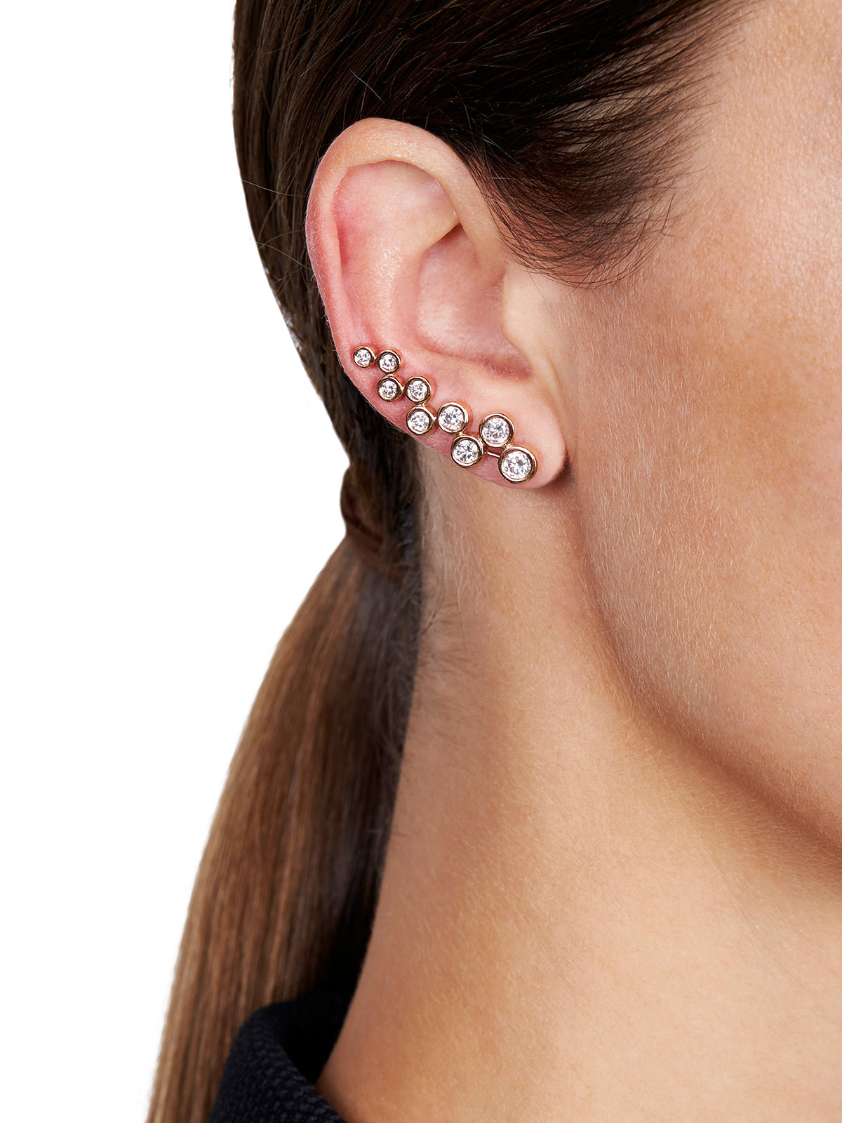 SASHA Diamond Ear Cuff