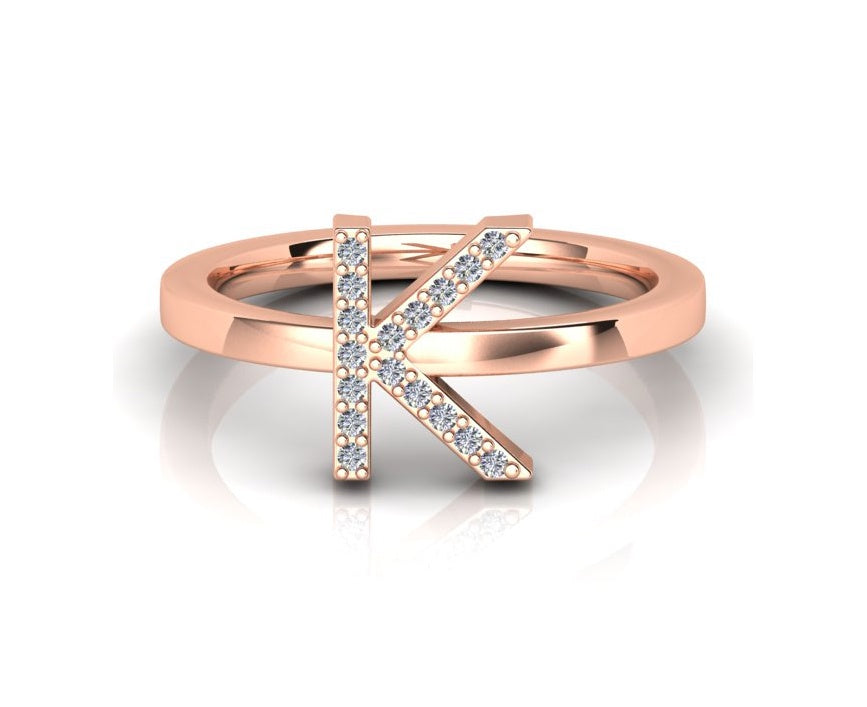 ID Diamond Ring - K