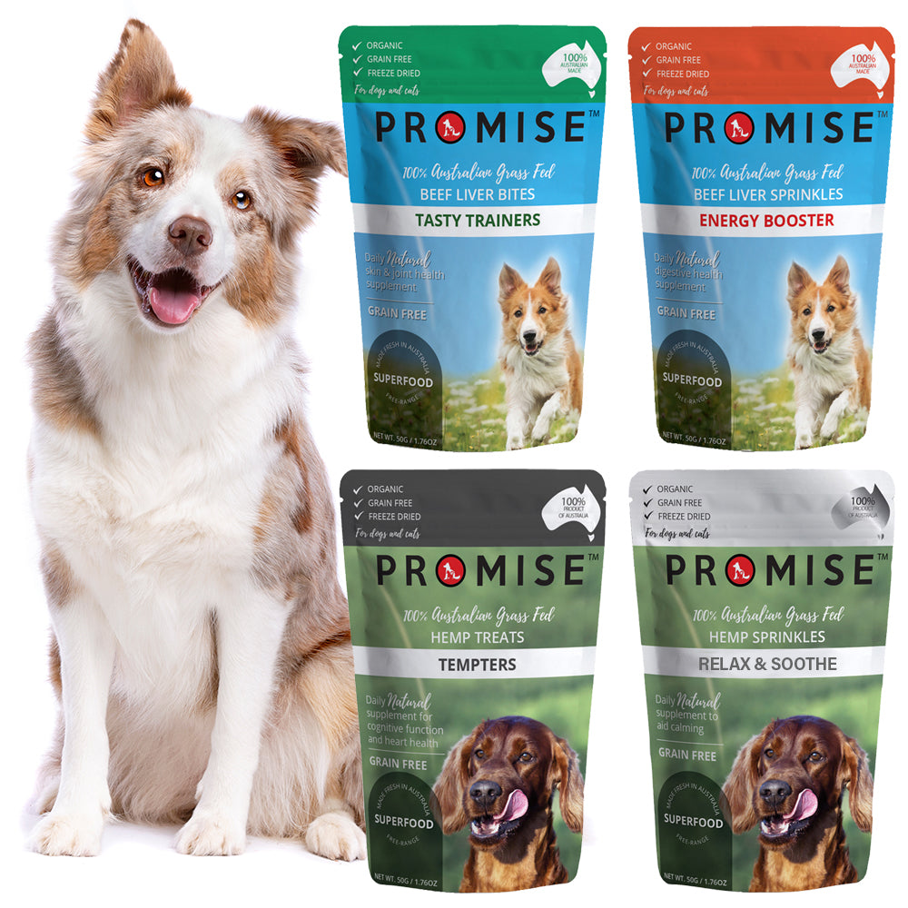 Promise Pet Treats Samples - SOLD OUT!!!