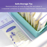 Lansinoh Breastmilk Storage Bags (25 counts)