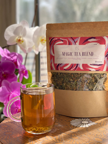 Nourishkw Magic Tea Blend